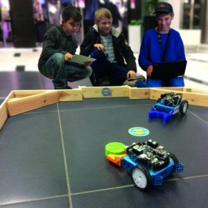 Robot Hockey