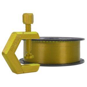 prusament petg yellow gold transparent 1kg