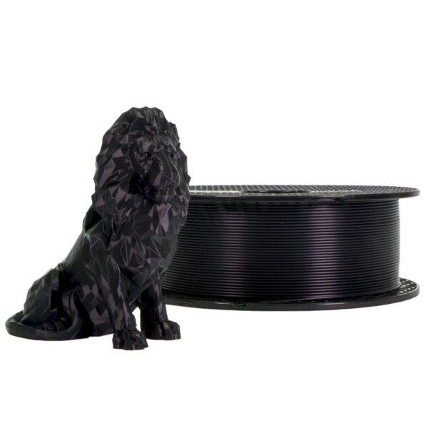 prusament pla filament jet black 1kg