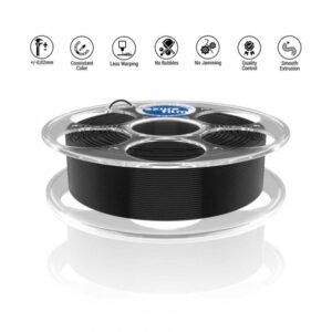 Azurefilm PLA Black 1.75mm 2kg