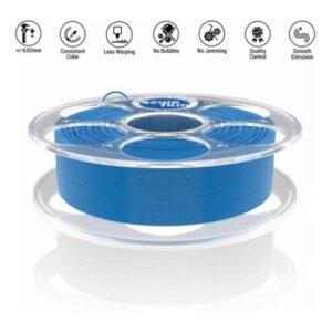 PLA Blue 3D filament