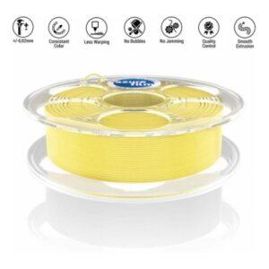 PLA Neon Yellow 3D filament