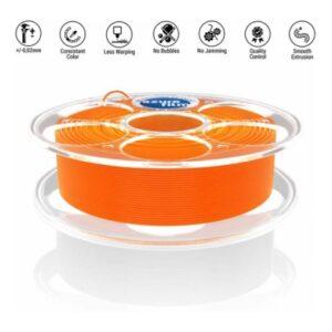PLA Orange 3D filament