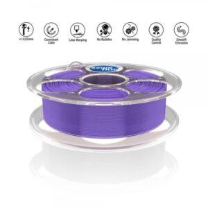 PETG Purple transparent 3D filament