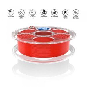 PETG Red 3D filament
