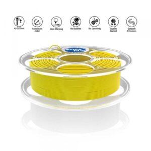 PETG Yellow 3D filament