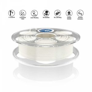 PLA Litho White 3D filament