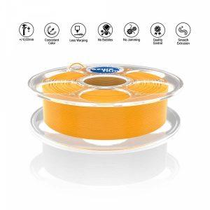 PLA Neon Orange 3D filament