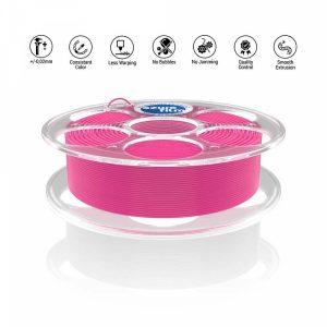 PLA Pink 3D filament
