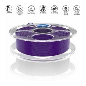 PLA Purple 3D filament