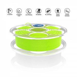 PETG Neon Lime 3D filament