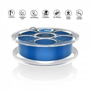 PETG Blue Pearl 3D filament