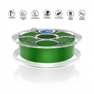 PETG Green Pearl 3D filament