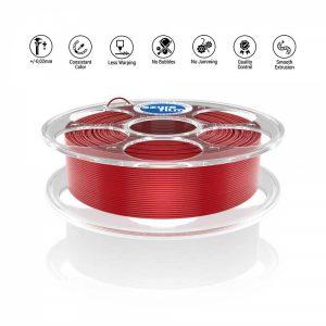 PETG Red Pearl 3D filament