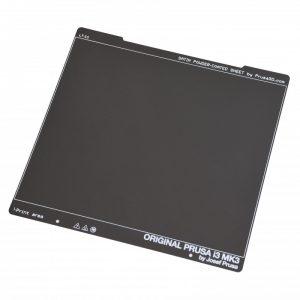Prusa i3 MK3s+ satin steel sheet