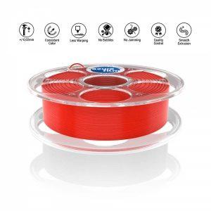 Azurefilm ASA Red 1.75mm 1kg